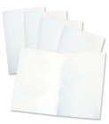Rectangle Blank Book for Young Authors (12-Pack), Grades K - 3 Cover Image