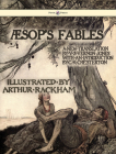 Aesop's Fables - Illustrated by Arthur Rackham Cover Image
