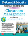 The Organized Teacher's Guide to Classroom Management, Grades K-8, Second Edition Cover Image