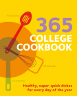 365 College Cookbook Cover Image