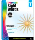 Spectrum Sight Words, Grade 1 Cover Image
