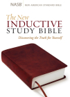 The New Inductive Study Bible Milano Softone(tm) (Nasb, Burgundy) Cover Image