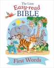 The Lion Easy-read Bible First Words Cover Image