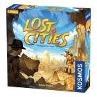 Lost Cities - The Card Game Cover Image
