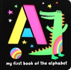 Neon Books: My First Book of the Alphabet Cover Image