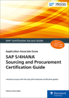 SAP S/4hana Sourcing and Procurement Certification Guide: Application Associate Exam Cover Image