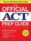The Official ACT Prep Guide, 2018: Official Practice Tests + 400 Bonus Questions Online Cover Image