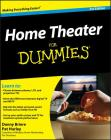Home Theater for Dummies Cover Image