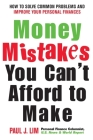 Money Mistakes You Can't Afford to Make Cover Image