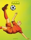 Livro para Colorir de Futebol Cover Image