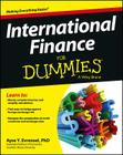 International Finance for Dummies Cover Image