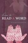 How to Read a Word Cover Image