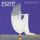 Erté Mini Wall calendar 2021 (Art Calendar) Cover Image