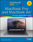 Teach Yourself Visually Macbook Pro and Macbook Air Cover Image