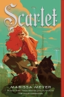 Scarlet: Book Two of the Lunar Chronicles Cover Image