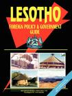 Lesotho Foreign Policy and Government Guide Cover Image