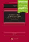 Traversing the Ethical Minefield: Problems, Law, and Professional Responsibility (Aspen Casebook) Cover Image