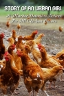 Story Of An Urban Girl A Murder Detective Fiction For All Chicken Lovers: Nest Egg Cover Image