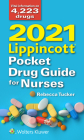 2021 Lippincott Pocket Drug Guide for Nurses Cover Image