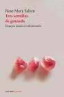 Tres semillas de granada Cover Image