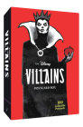The Disney Villains Postcard Box: 100 Collectible Postcards Cover Image