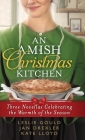 Amish Christmas Kitchen Cover Image
