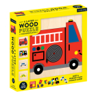 Transportation 4 Layer Wood Puzzle Cover Image