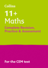 Maths Complete Revision, Practice & Assessment for CEM: 11+ Cover Image