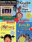 4 Spanish-English Books for Kids - 4 libros bilingües para niños: With pronunciation guide Cover Image