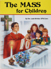 The Mass for Children (St. Joseph Picture Books) Cover Image