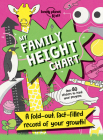 My Family Height Chart Cover Image