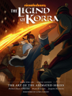 The Legend of Korra: The Art of the Animated Series--Book One: Air (Second Edition) Cover Image