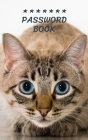 Internet Password Book with Tabs Keeper Manager And Organizer You All Password Notebook Cute Cat: Internet password book password organizer with tabs Cover Image