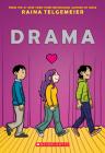 Drama: A Graphic Novel Cover Image