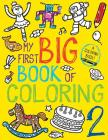 My First Big Book of Coloring 2 Cover Image