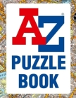AZ puzzle book: coloring book for your kids 70 page 8.5*11 Cover Image