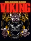 Viking Coloring Book: Best Gift for Viking Mythology Lovers Cover Image