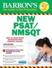 Barron's NEW PSAT/NMSQT with CD-ROM Cover Image