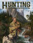 Hunting: Grayscale Coloring Books for Men: 44 Hunting themed scenes with hunters, hunting dogs, hunting gear and wildlife such Cover Image