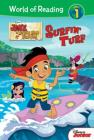 Jake and the Never Land Pirates: Surfin' Turf (World of Reading Level 1) Cover Image