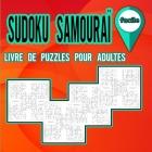 Livre de puzzles Sudoku Samouraï pour adultes faciles: Cahier d'énigmes pour former votre cerveau / Cahier d'activités pour adultes / Casse-tête Samou Cover Image