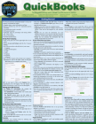 QuickBooks: A Quickstudy Laminated Reference Guide Cover Image