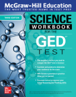 McGraw-Hill Education Science Workbook for the GED Test, Third Edition Cover Image
