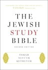 The Jewish Study Bible: Second Edition Cover Image