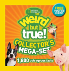 Weird but True! Collector's Mega-set: 1,800 Outrageous Facts Cover Image