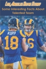 Los Angeles Rams Story: Some Interesting Facts About Talented Team: Facts Book Cover Image