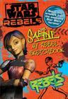 Star Wars Rebels: Sabine My Rebel Sketchbook Cover Image