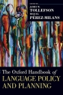 The Oxford Handbook of Language Policy and Planning Cover Image