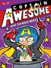 Captain Awesome Says the Magic Word Cover Image