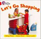 Let's Go Shopping (Collins Big Cat) Cover Image